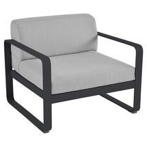 Bellevie Outdoor Armchair - Anthracite/Flannel Grey