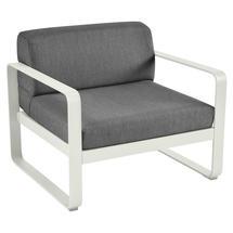 Bellevie Outdoor Armchair - Clay Grey/Graphite Grey