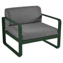 Bellevie Outdoor Armchair - Cedar Green/Graphite Grey