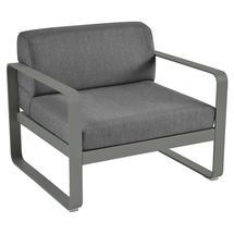 Bellevie Outdoor Armchair - Rosemary/Graphite Grey