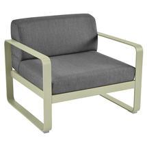 Bellevie Outdoor Armchair - Willow Green/Graphite Grey