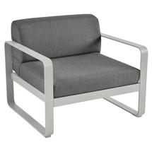 Bellevie Outdoor Armchair - Steel Grey/Graphite Grey
