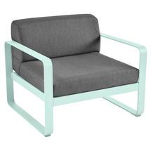 Bellevie Outdoor Armchair - Ice Mint/Graphite Grey