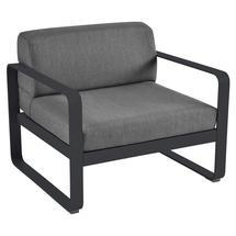 Bellevie Outdoor Armchair - Anthracite/Graphite Grey