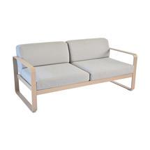 Bellevie Outdoor 2 Seater Sofa - Nutmeg/Flannel Grey