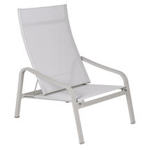 Alize Deckchair - Stereo Clay Grey