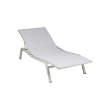 Alize Sunlounger - Stereo Clay Grey