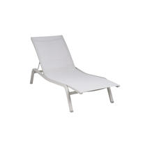Alize XS Sunlounger - Stereo Clay Grey