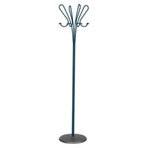 Accroche coeurs Coat Stand - Acapulco Blue