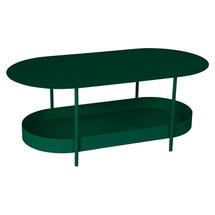 Salsa Low Table- Cedar Green
