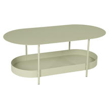 Salsa Low Table- Willow Green