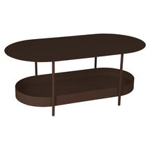Salsa Low Table- Russet