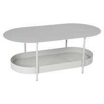 Salsa Low Table- Steel Grey