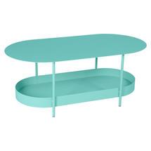 Salsa Low Table- Lagoon Blue