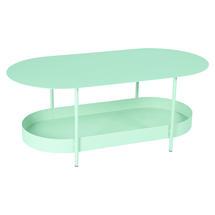 Salsa Low Table- Opaline Green