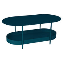 Salsa Low Table- Acapulco Blue