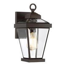 Ravine Small Wall Lantern - Western Bronze