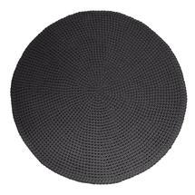 Discover Round Carpet - 200cm - Dark Grey