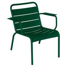 Luxembourg Lounge Armchair- Cedar Green