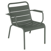 Luxembourg Lounge Armchair- Rosemary
