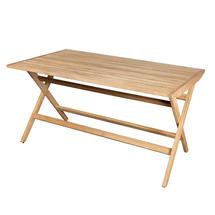 Flip Teak Folding Table - Large