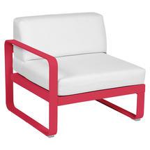 Bellevie 1 Seater Left Module - Pink Praline/Off White