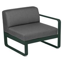Bellevie 1 Seater Right Module - Cedar Green/Graphite Grey