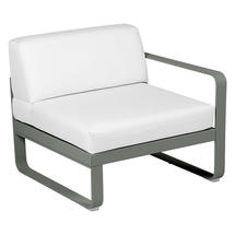 Bellevie 1 Seater Right Module - Rosemary/Off White