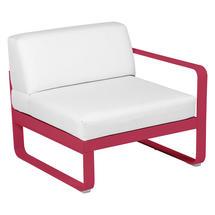 Bellevie 1 Seater Right Module - Pink Praline/Off White