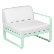 Bellevie 1 Seater Right Module - Opaline Green/Off White