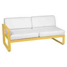 Bellevie 2 Seater Left Module - Honey/Off White
