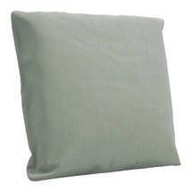 58cm x 58cm Deco Scatter Cushion - Fife Canvas Grey