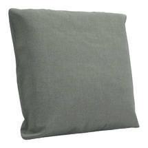 58cm x 58cm Deco Scatter Cushion - Fife Rainy Grey