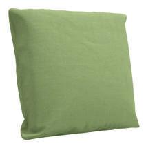 58cm x 58cm Deco Scatter Cushion - Fife Silky Green