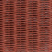Dovile 3 Seater Sofa - Terracotta