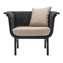 Wicked Lounge Chair - Black