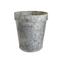 Zinc Flower Pots - Extra Small