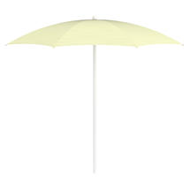 Shadoo 2.5m Parasol - Frosted Lemon