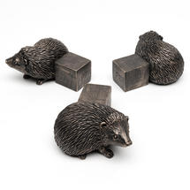 Hedgehog Plant Pot Feet - Set of 3