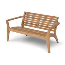 Regatta Lounge Bench - Teak