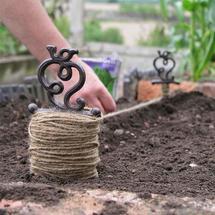Antiqued Garden Line