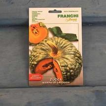 Pumpkin Marina of Chioggia Seeds