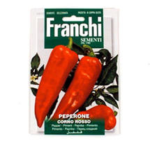 Pepper Corno Rosso Seeds