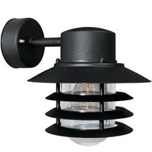 Vejers Outdoor Wall Down - Black