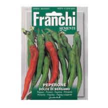 Pepper Dolce of Bergamo Seeds