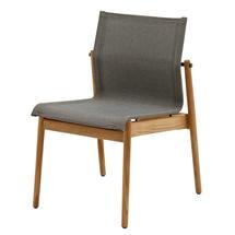 Sway Teak Stacking Chair Meteor / Granite Sling