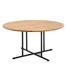 Whirl 150cm Dining Table Teak  - Meteor