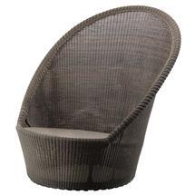 Kingston Woven Sunchair - Mocca