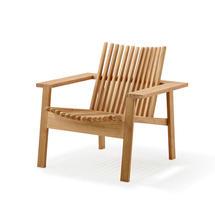 Amaze Lounge Chair - Teak