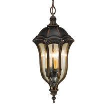 Baton Rouge Duo Mount Hanging Lantern
